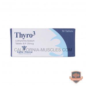 Liothyronine Sodium (T3) à vendre en France