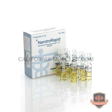 Nandrolone Phenylpropionate (NPP) à vendre en France