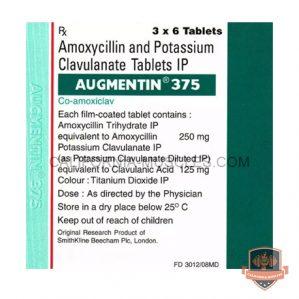 Amoxicillin (Augmentin) à vendre en France