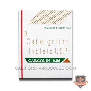 Cabergoline (Cabaser) à vendre en France
