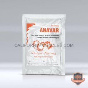 Oxandrolone (Anavar) à vendre en France