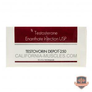 Testosterone Enanthate à vendre en France
