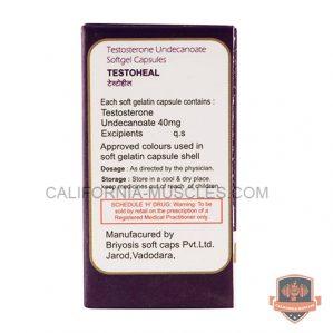 Testosterone Undecanoate à vendre en France